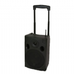 "DAP-Audio PSS-108 MKII 8"" Portable Battery PA Speaker system 1 Wireless Microphone 2.4GHz"